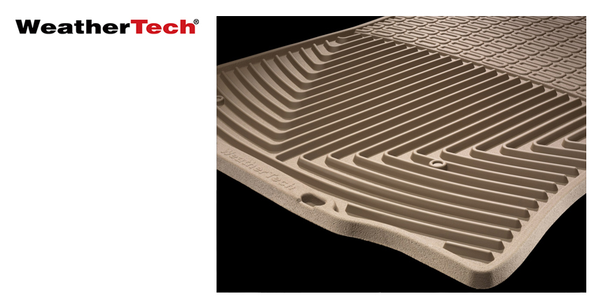 WeatherTech® All-Weather Floor Mats from Northwest Auto Accessories