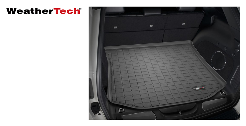 WeatherTech® Cargo Liners from Northwest Auto Accessories