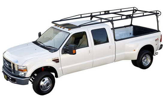 pro ii series ladder rack