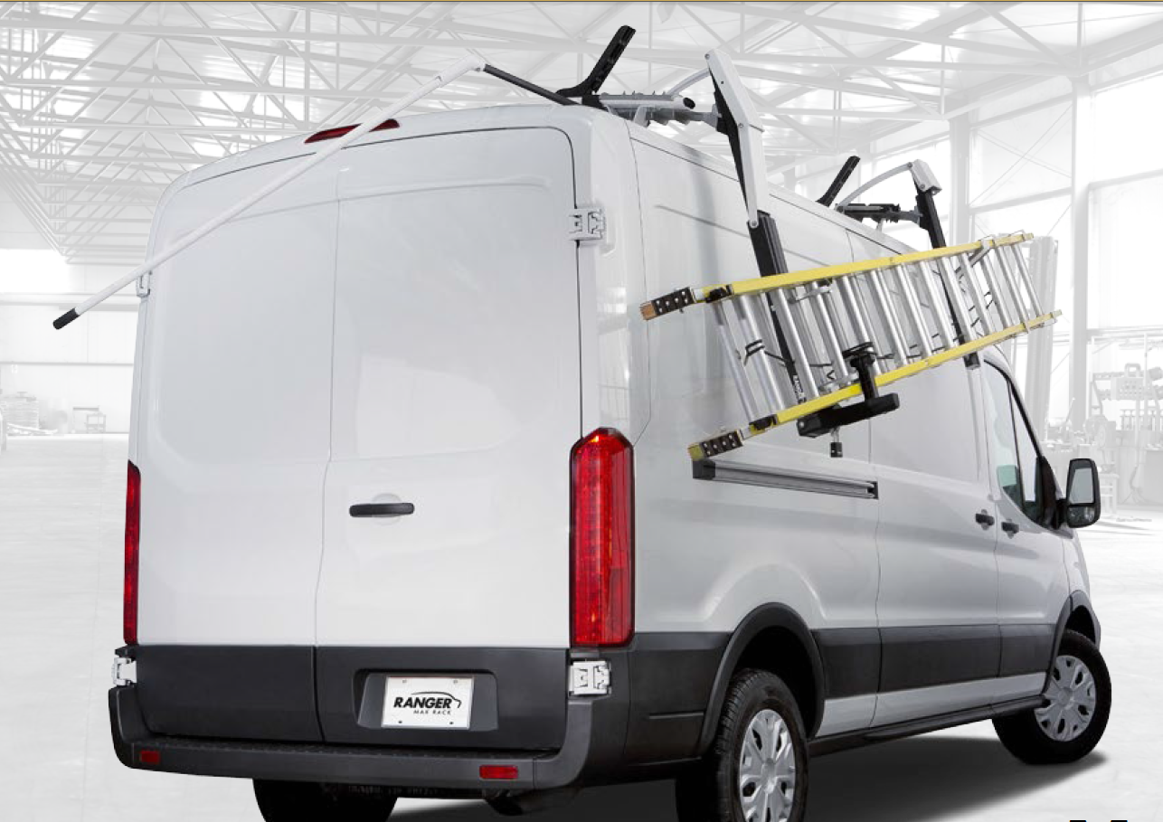 max rack van ladder rack