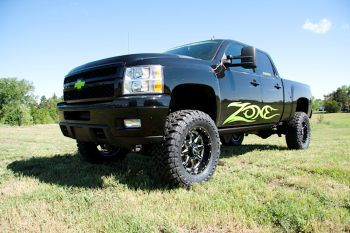 Zone off road Lift Kits from Northwest Auto Accessories