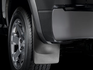 Weathertech mud guards