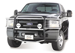 Sportsman CPS grille guard