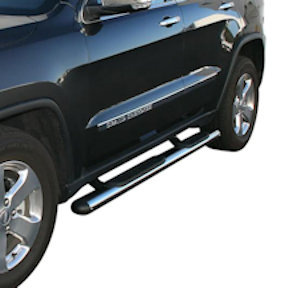 4-inch Oval Step Bars